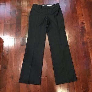 J.Crew City Fit Navy Pin Stripe Work Dress Pants